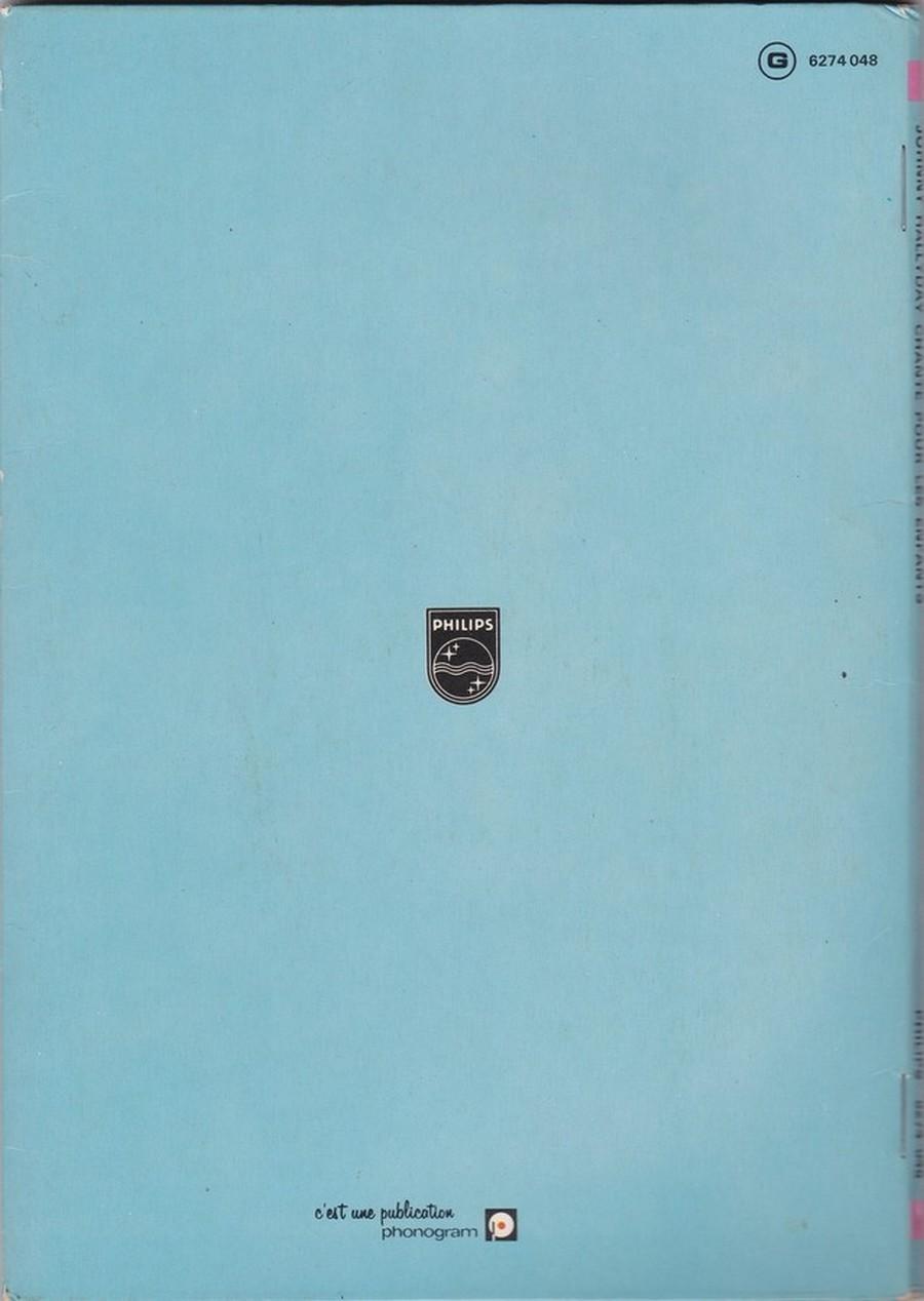 JOHNNY CHANTE POUR LES ENFANTS ( SP  45 tours )( 1973 ) 1973_269