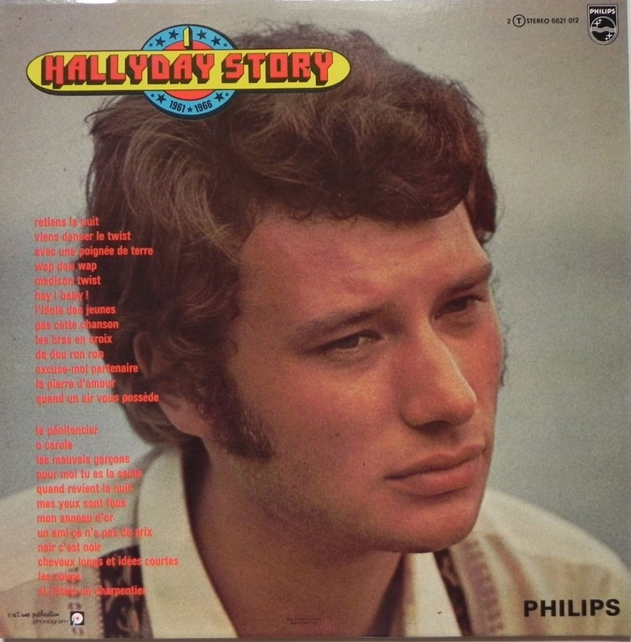 HALLYDAY STORY ( ALBUMS 2 DISQUES )( TOUTES LES EDITIONS )( 1973 - 1988 ) 1973_320