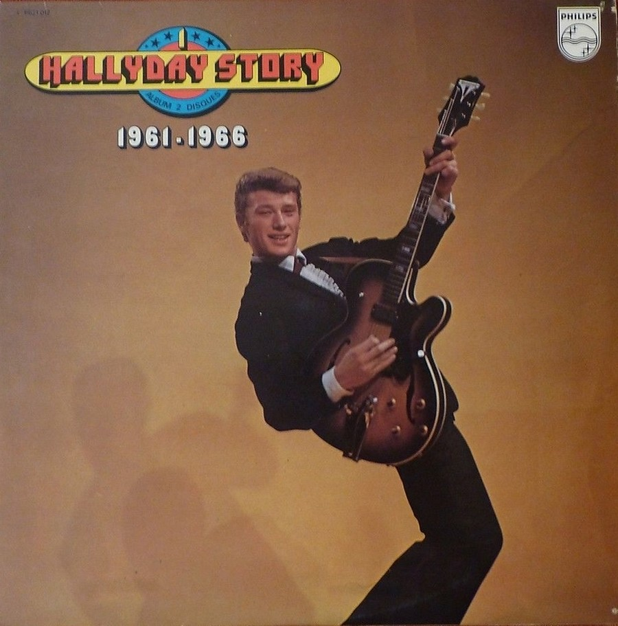 HALLYDAY STORY ( ALBUMS 2 DISQUES )( TOUTES LES EDITIONS )( 1973 - 1988 ) 1973_321