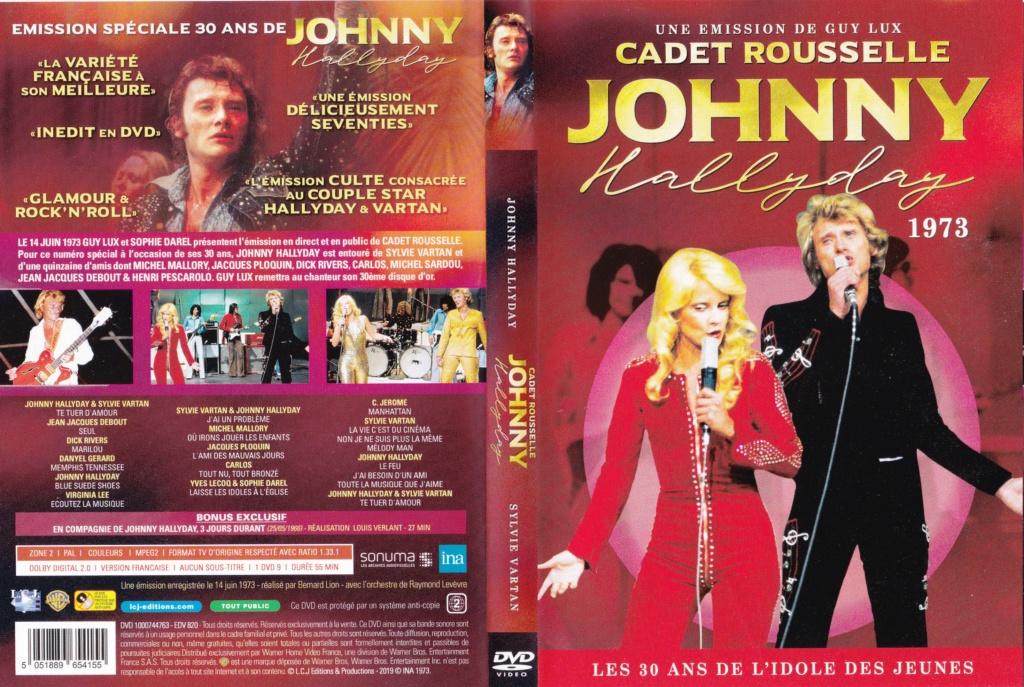 JAQUETTE DVD EMISSIONS TV , DOCUMENTS ,COMPILATIONS , ETC ( Jaquette + Sticker ) 1973_c10