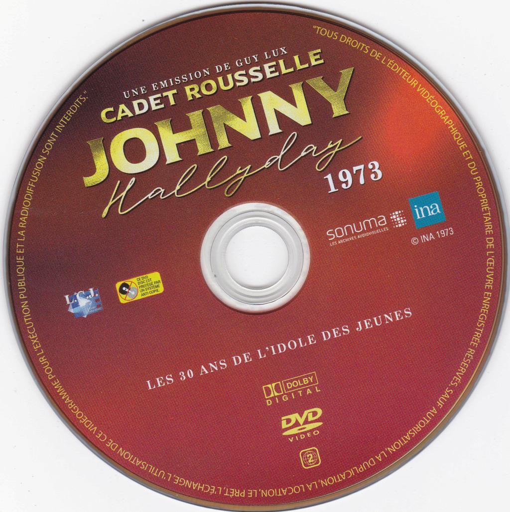 JAQUETTE DVD EMISSIONS TV , DOCUMENTS ,COMPILATIONS , ETC ( Jaquette + Sticker ) 1973_c11