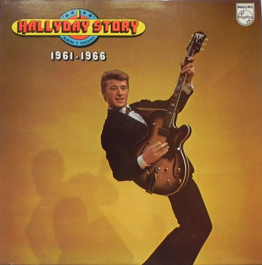 HALLYDAY STORY 1961-1966 & 1967 & 1973 ( DIFFERENTES EDITIONS ) 1973_h89