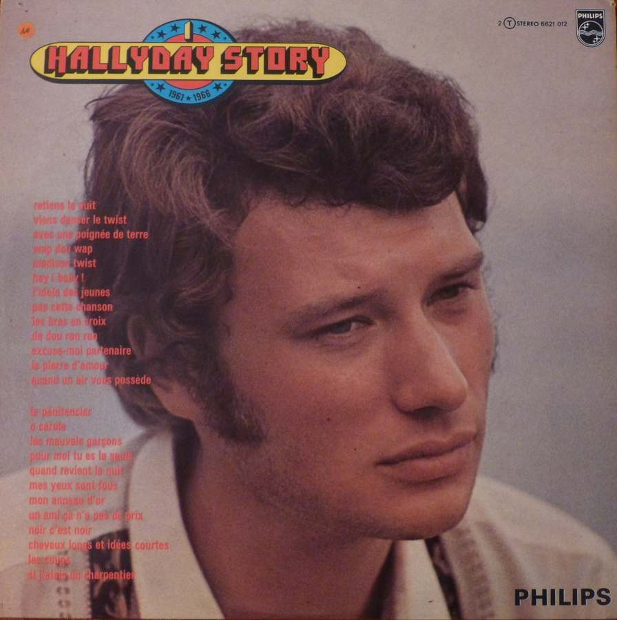 HALLYDAY STORY 1961-1966 & 1967 & 1973 ( DIFFERENTES EDITIONS ) 1973_h94