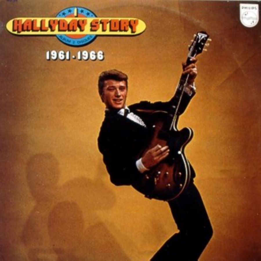 HALLYDAY STORY 1961-1966 & 1967 & 1973 ( DIFFERENTES EDITIONS ) 1973_h97