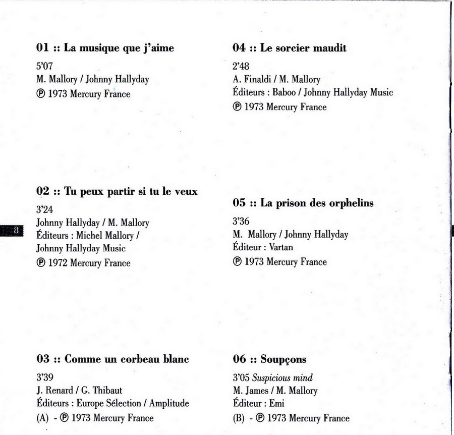 COLLECTION DES 40 ALBUMS CD ( UNIVERSAL )( 2000 ) - Page 2 1973_i41