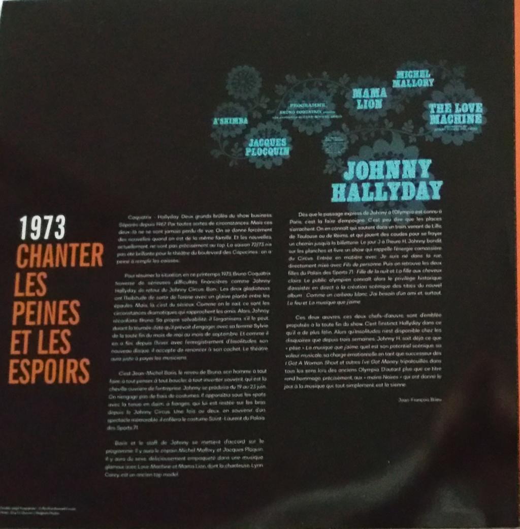 COFFRET OLYMPIA VINYLES ( 7 albums é disques ) 1973_m14