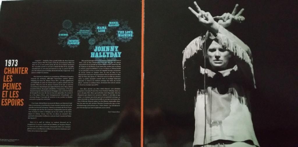 COFFRET OLYMPIA VINYLES ( 7 albums é disques ) 1973_m18