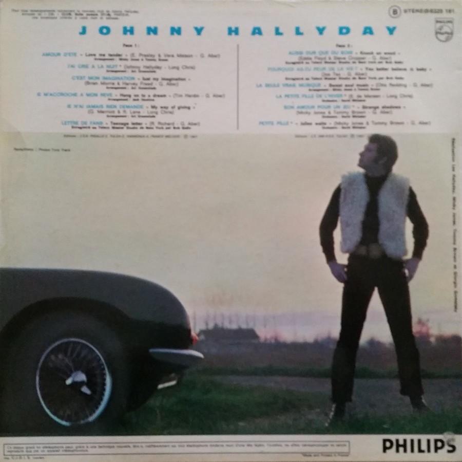 Johnny 67 ( 33 TOURS )( TOUTES LES EDITIONS )( 1967 - 2020 ) 1974_121