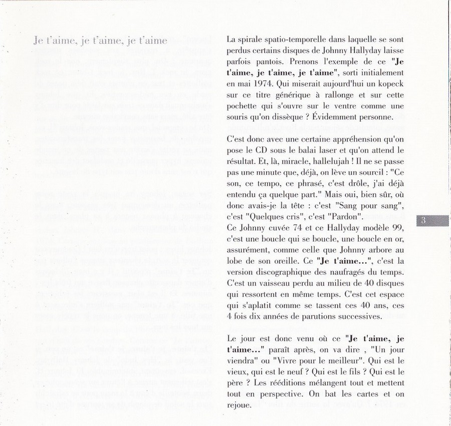 COLLECTION DES 40 ALBUMS CD ( UNIVERSAL )( 2000 ) - Page 2 1974_j19