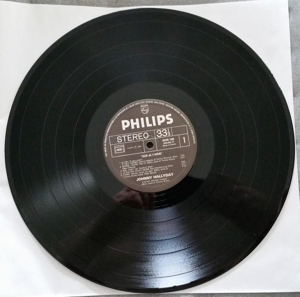 PALAIS DES SPORTS 1969 ( 33 TOURS 30CM )( TOUTES LES EDITIONS )( 1969-2021 ) 1974_q11