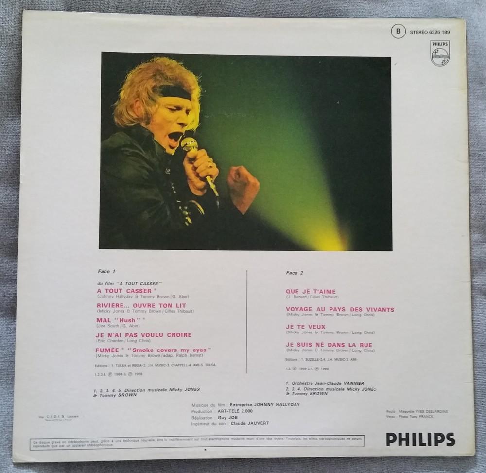 PALAIS DES SPORTS 1969 ( 33 TOURS 30CM )( TOUTES LES EDITIONS )( 1969-2021 ) 1974_q12