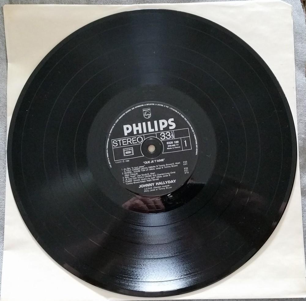 PALAIS DES SPORTS 1969 ( 33 TOURS 30CM )( TOUTES LES EDITIONS )( 1969-2021 ) 1974_q14