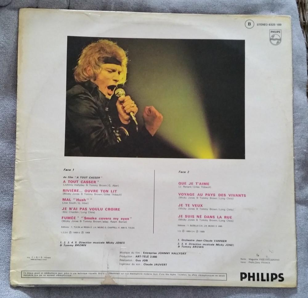 PALAIS DES SPORTS 1969 ( 33 TOURS 30CM )( TOUTES LES EDITIONS )( 1969-2021 ) 1974_q16