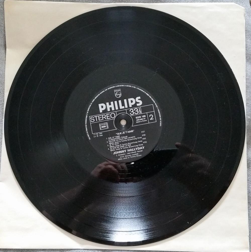 PALAIS DES SPORTS 1969 ( 33 TOURS 30CM )( TOUTES LES EDITIONS )( 1969-2021 ) 1974_q17