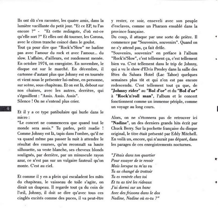 COLLECTION DES 40 ALBUMS CD ( UNIVERSAL )( 2000 ) 2EME PARTIE 1974_r18