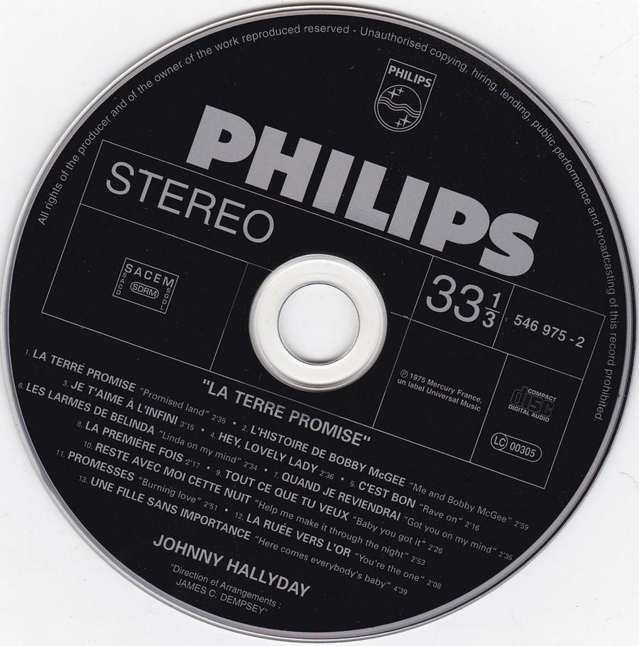 COLLECTION DES 40 ALBUMS CD ( UNIVERSAL )( 2000 ) 2EME PARTIE 1975_l47