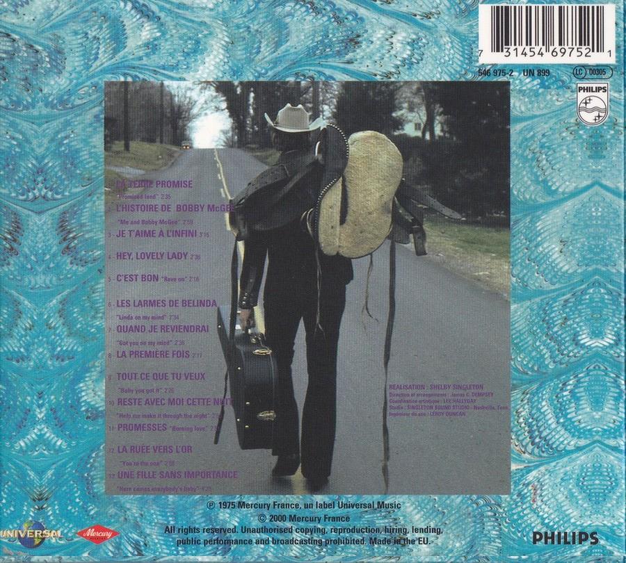 COLLECTION DES 40 ALBUMS CD ( UNIVERSAL )( 2000 ) 2EME PARTIE 1975_l62