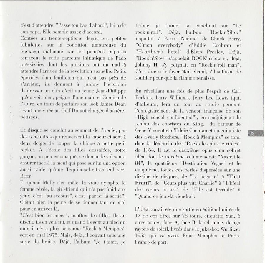 COLLECTION DES 40 ALBUMS CD ( UNIVERSAL )( 2000 ) 2EME PARTIE 1975_r19