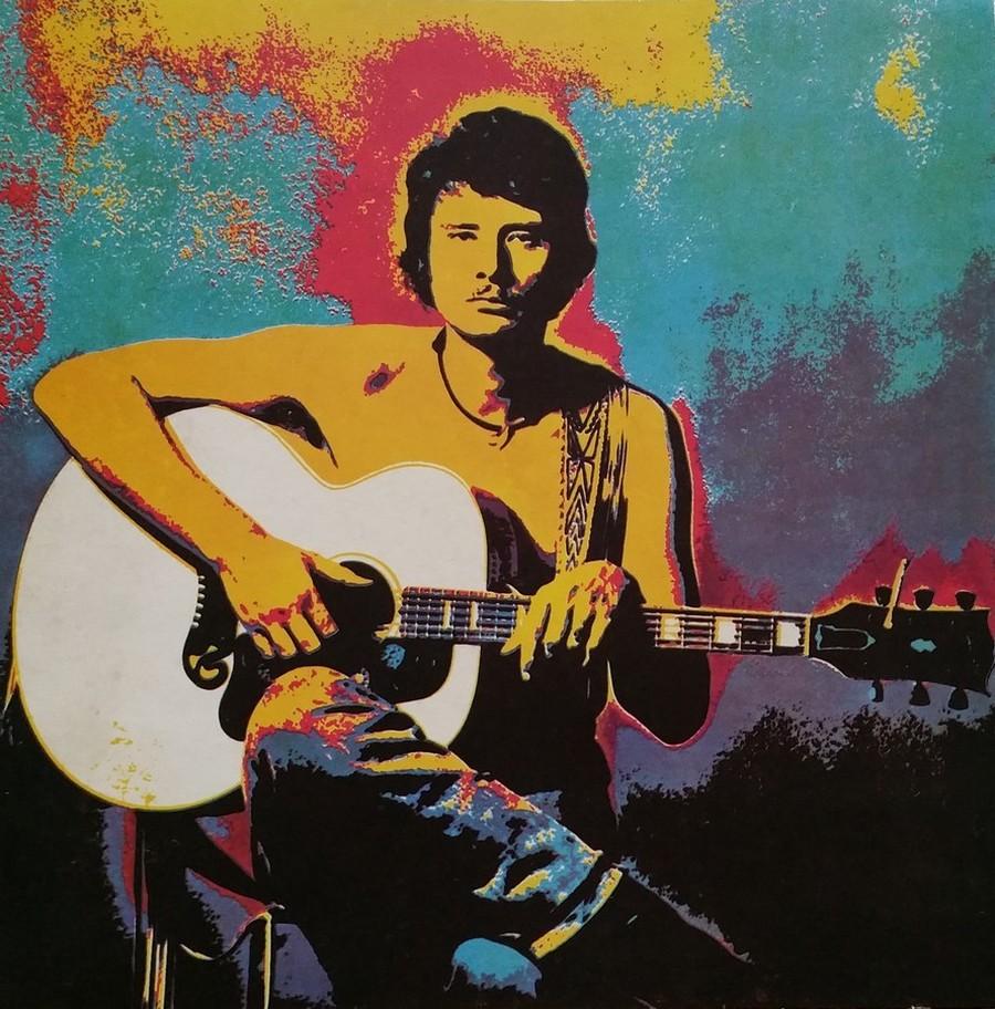 COFFRET 4 33 TOURS 'DIX ANS DE MA VIE' ( Philips )( 1970 & 1980 ) 1975a810