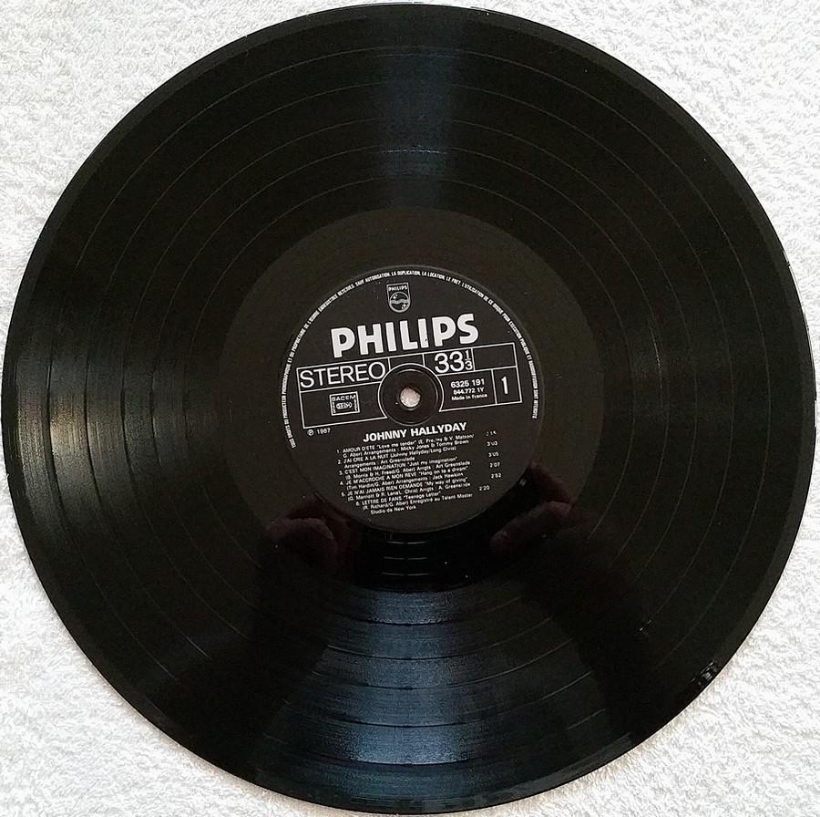 Johnny 67 ( 33 TOURS )( TOUTES LES EDITIONS )( 1967 - 2020 ) 1976_164