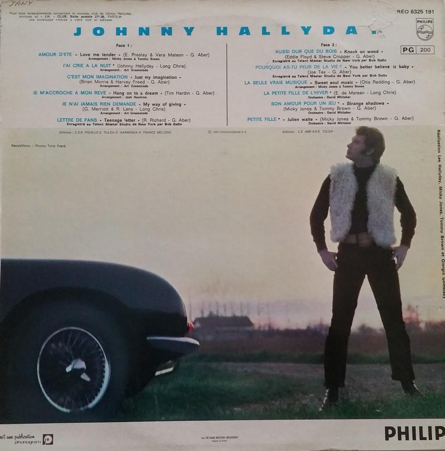 Johnny 67 ( 33 TOURS )( TOUTES LES EDITIONS )( 1967 - 2020 ) 1976_165