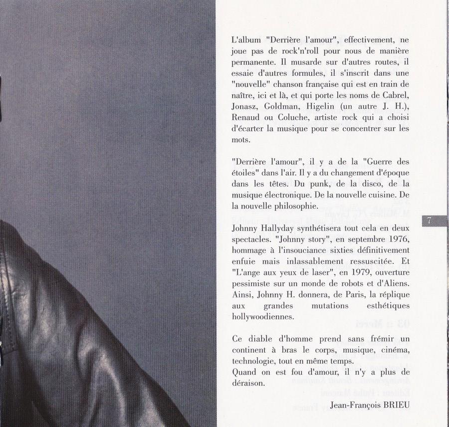 COLLECTION DES 40 ALBUMS CD ( UNIVERSAL )( 2000 ) 2EME PARTIE 1976_d16