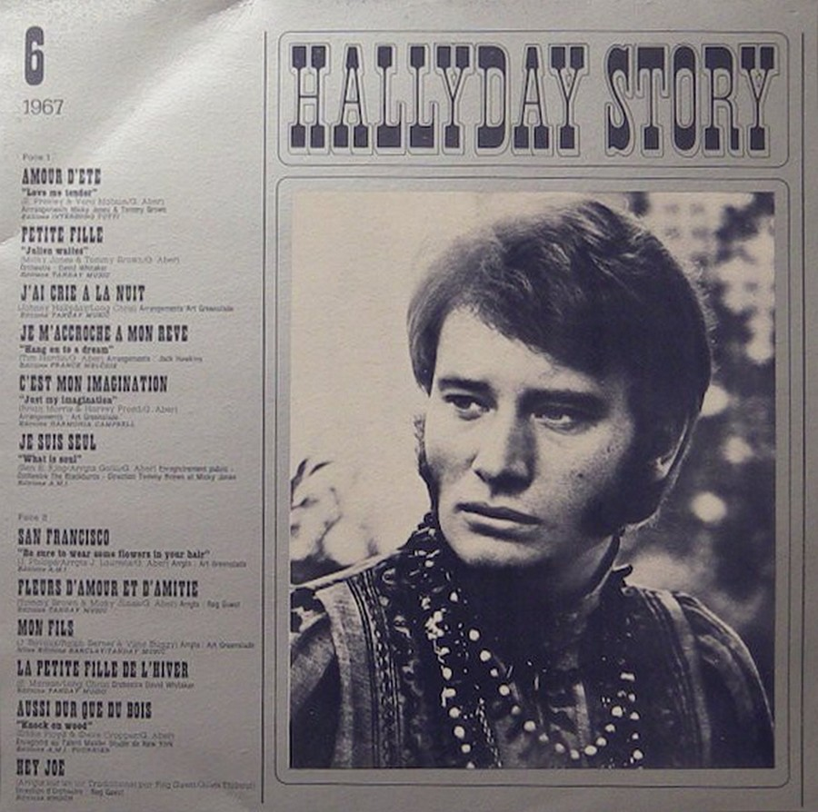 COFFRET HALLYDAY STORY ( 10LP )( PHILIPS )( 1976 ) 1976_h35