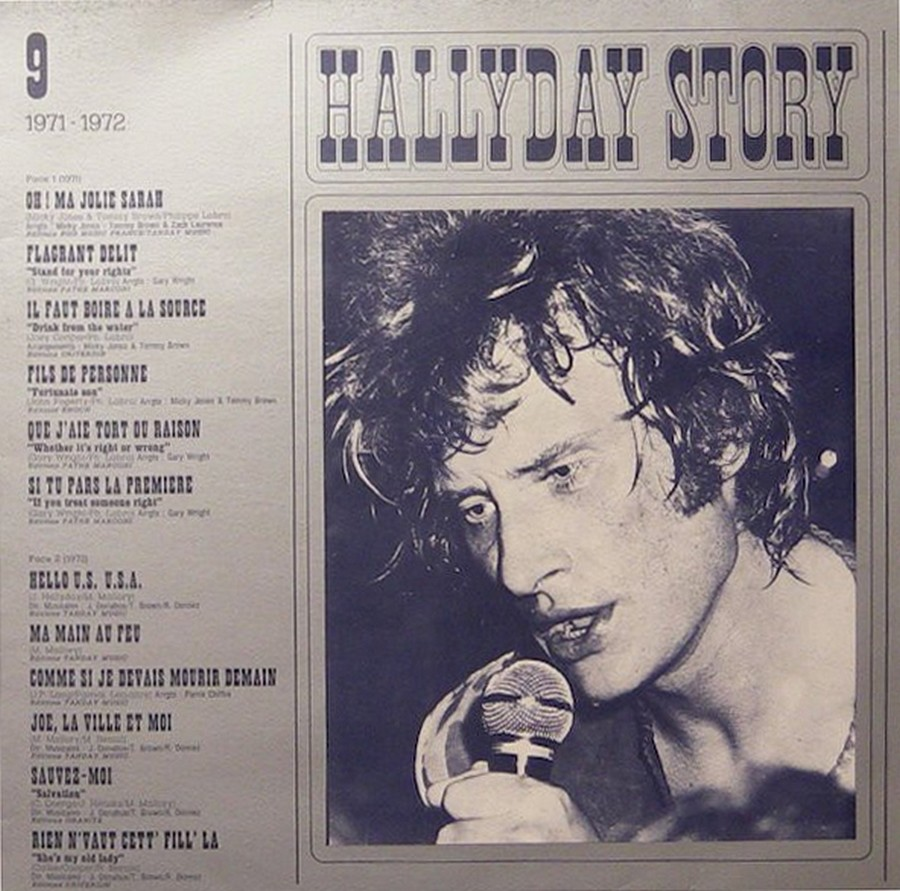 COFFRET HALLYDAY STORY ( 10LP )( PHILIPS )( 1976 ) 1976_h47