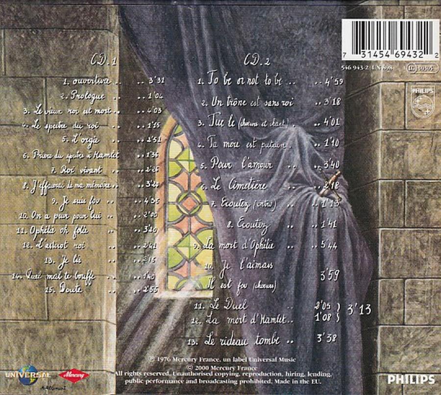 COLLECTION DES 40 ALBUMS CD ( UNIVERSAL )( 2000 ) 2EME PARTIE 1976_h82