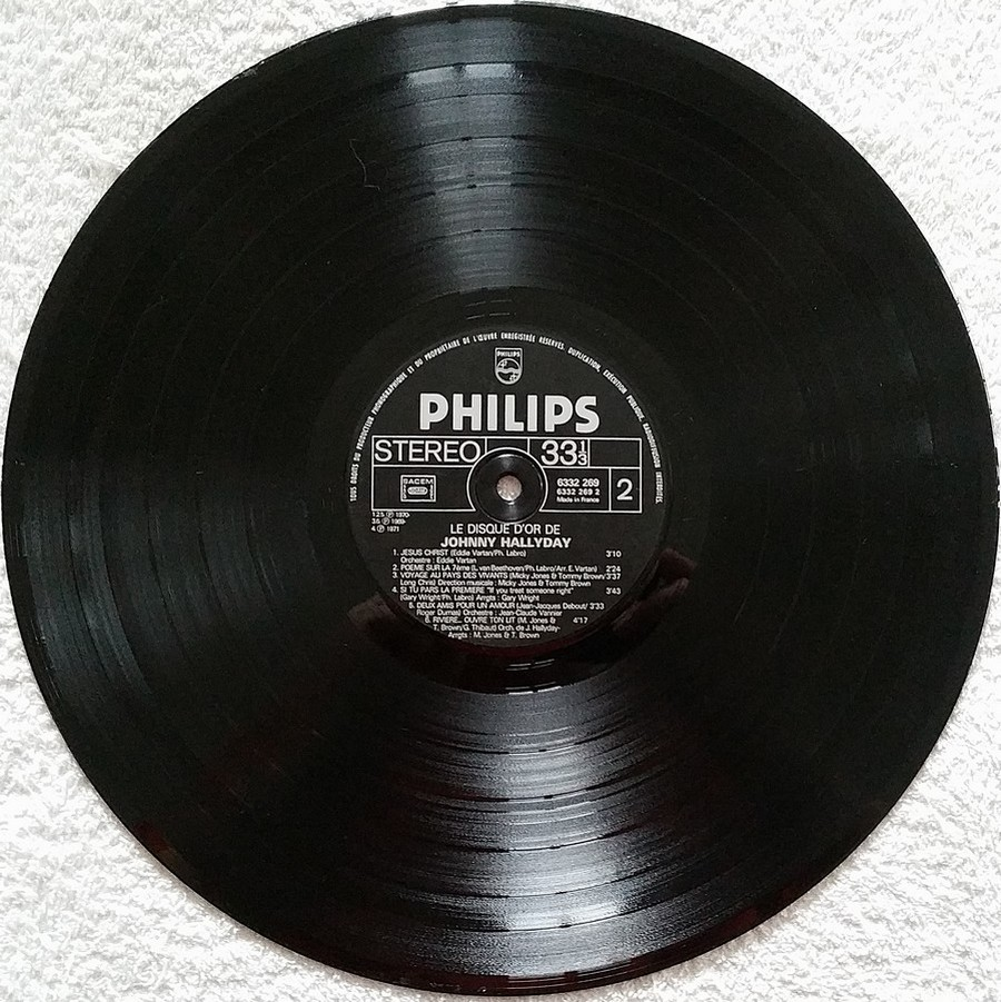 Vinyles en vogue  1976_l85