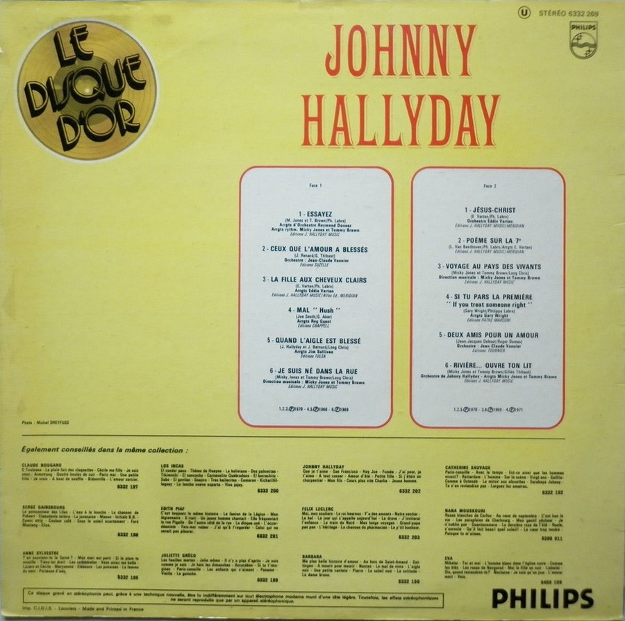 Vinyles en vogue  1976_l86