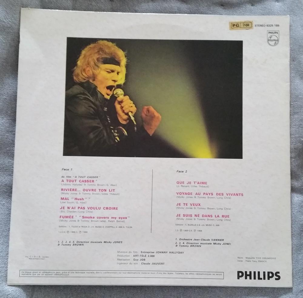 PALAIS DES SPORTS 1969 ( 33 TOURS 30CM )( TOUTES LES EDITIONS )( 1969-2021 ) 1976_q13