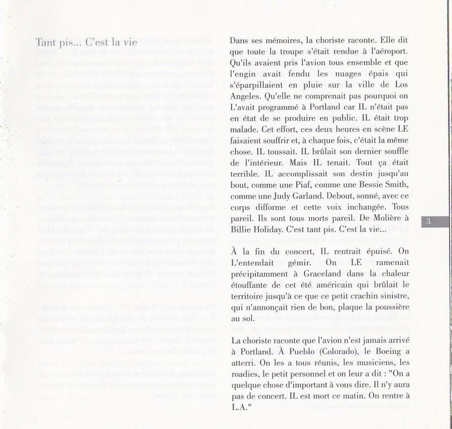 COLLECTION DES 40 ALBUMS CD ( UNIVERSAL )( 2000 ) 2EME PARTIE 1977_c16