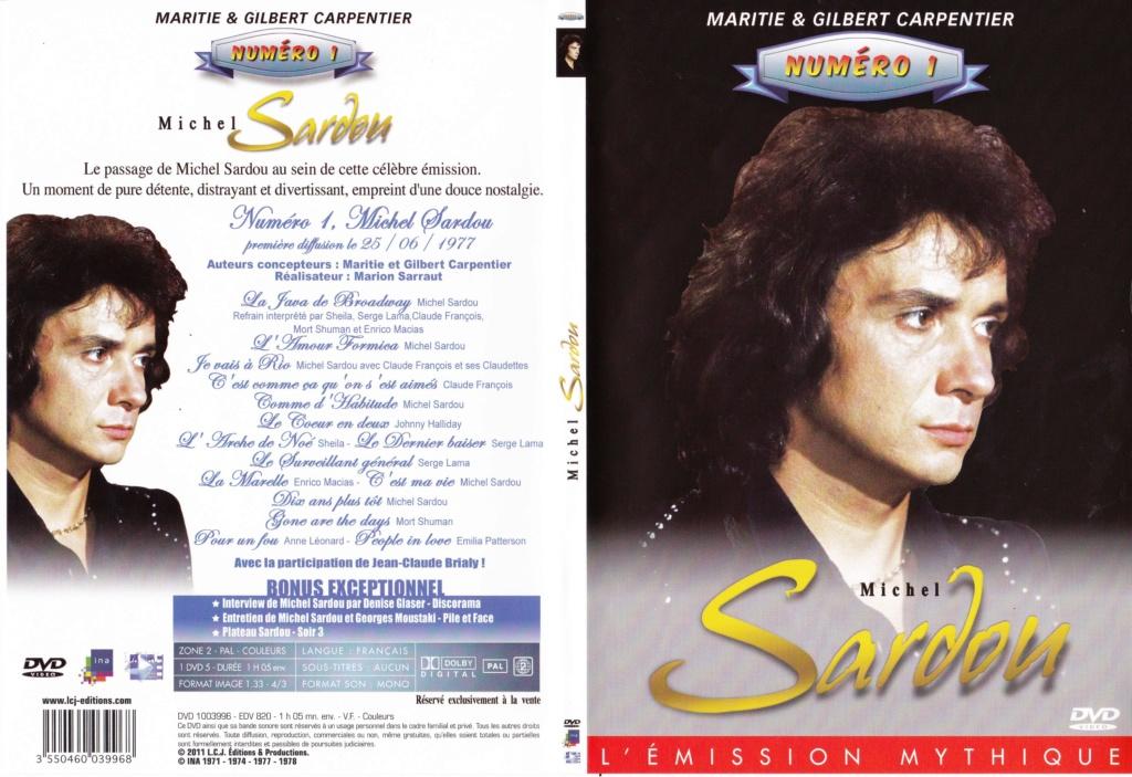JAQUETTE DVD EMISSIONS TV , DOCUMENTS ,COMPILATIONS , ETC ( Jaquette + Sticker ) 1977_n12