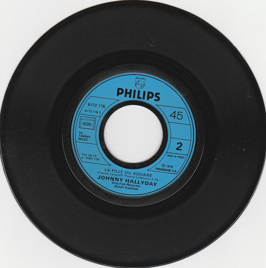 REVOILA MA SOLITUDE ( EP-SP )( TOUTES LES EDITIONS )( 1978 ) 1978_425