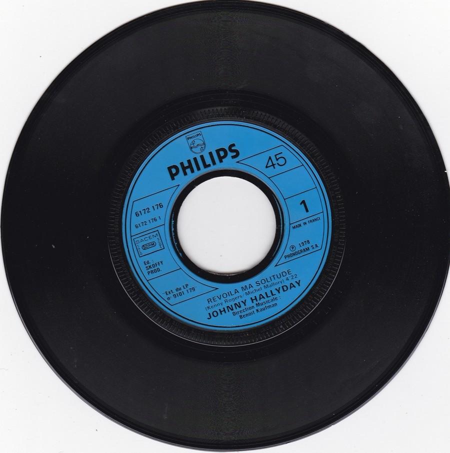 REVOILA MA SOLITUDE ( EP-SP )( TOUTES LES EDITIONS )( 1978 ) 1978_426