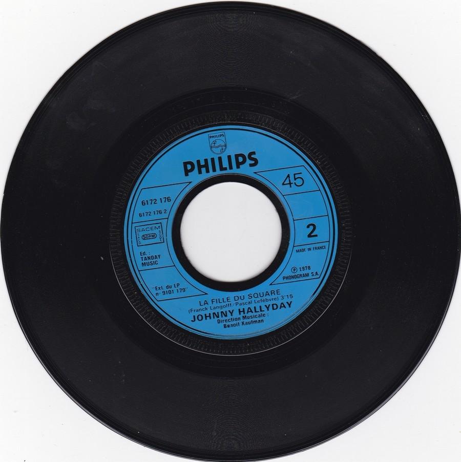 REVOILA MA SOLITUDE ( EP-SP )( TOUTES LES EDITIONS )( 1978 ) 1978_427