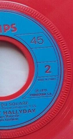 REVOILA MA SOLITUDE ( EP-SP )( TOUTES LES EDITIONS )( 1978 ) 1978_433