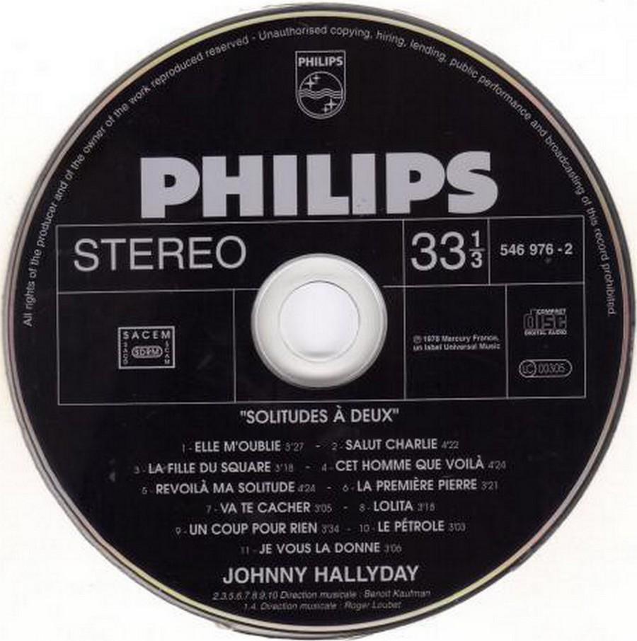COLLECTION DES 40 ALBUMS CD ( UNIVERSAL )( 2000 ) 2EME PARTIE 1978_s64