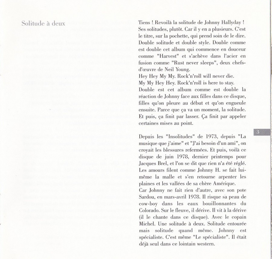 COLLECTION DES 40 ALBUMS CD ( UNIVERSAL )( 2000 ) 2EME PARTIE 1978_s69
