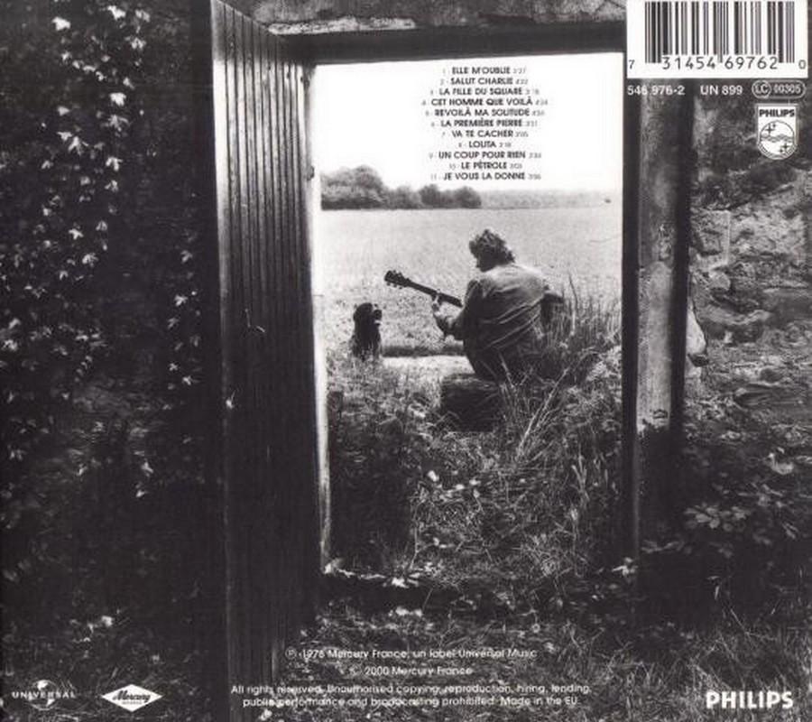 COLLECTION DES 40 ALBUMS CD ( UNIVERSAL )( 2000 ) 2EME PARTIE 1978_s80