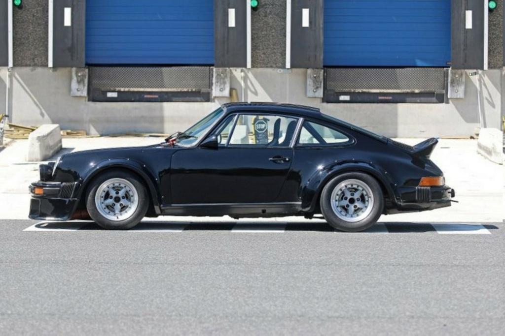PORSCHE 911 SC DE JOHNNY HALLYDAY ( 1979 ) 1979-p11