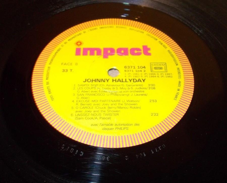 33 TOURS IMPACT ( Toute les éditions )( 1979-1985 ) 1979_021