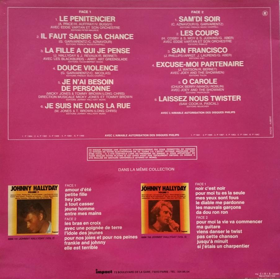 33 TOURS IMPACT ( Toute les éditions )( 1979-1985 ) 1979_031