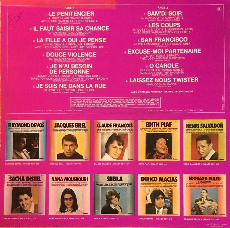 33 TOURS IMPACT ( Toute les éditions )( 1979-1985 ) 1979_033