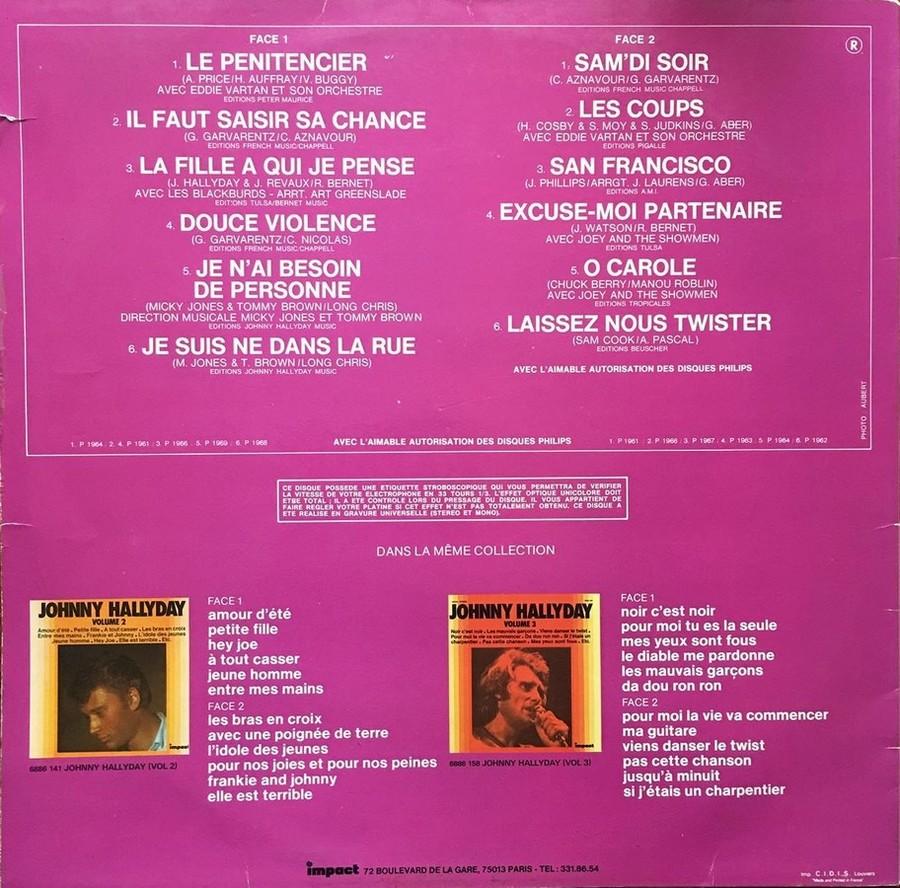 33 TOURS IMPACT ( Toute les éditions )( 1979-1985 ) 1979_035