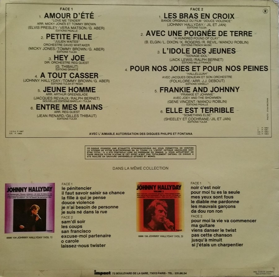 33 TOURS IMPACT ( Toute les éditions )( 1979-1985 ) 1979_043