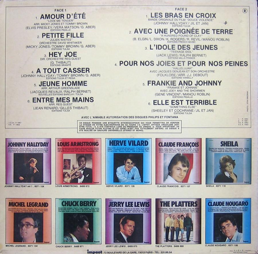 33 TOURS IMPACT ( Toute les éditions )( 1979-1985 ) 1979_047