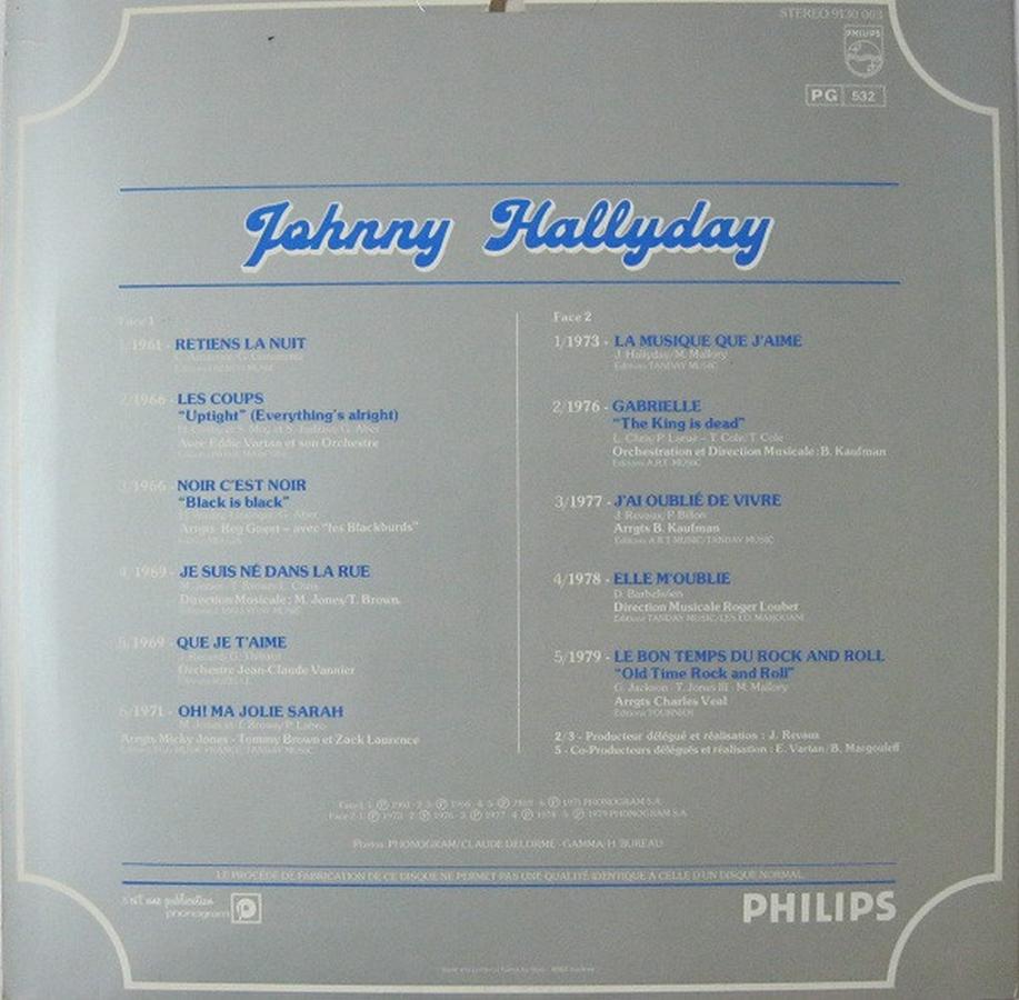 Picture disc officiel ( Universal Music )( Première partie ) 1979_d18