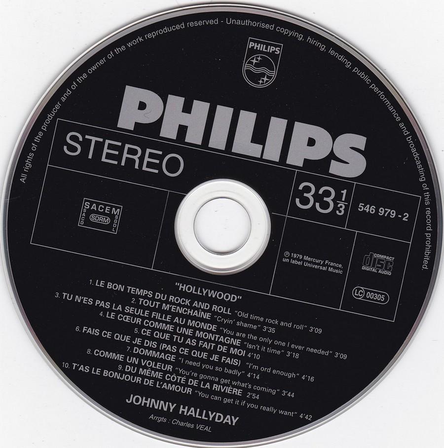 COLLECTION DES 40 ALBUMS CD ( UNIVERSAL )( 2000 ) 2EME PARTIE 1979_h12